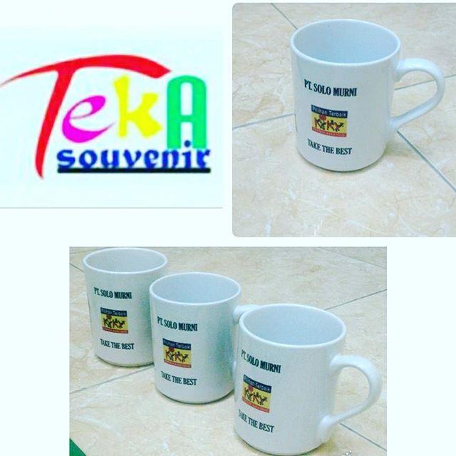 souvenir mug perusahaan tiki solo