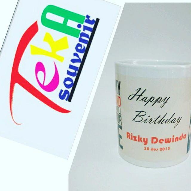souvenir mug solo happy birthday