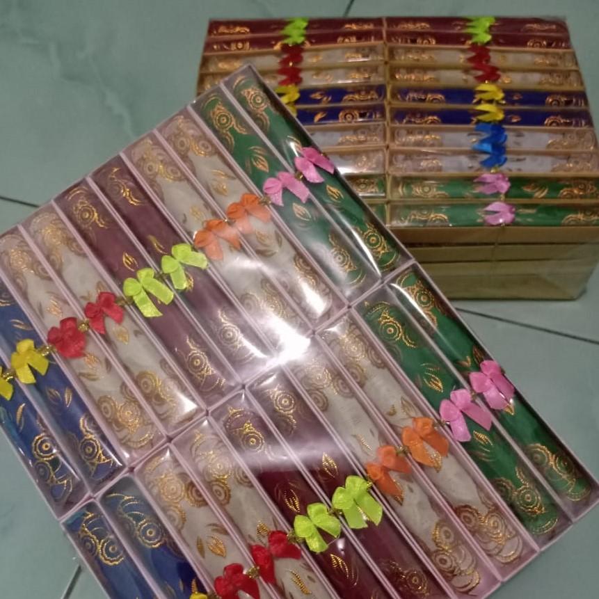 souvenir pernikahan solo - kipas kain batik (3)